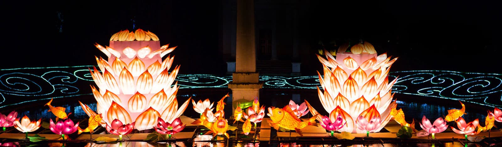 magical lantern festival event chiswick house gardens - Lightopia Chiswick House And Gardens 22 January